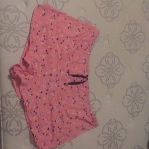 cute sleep shorts